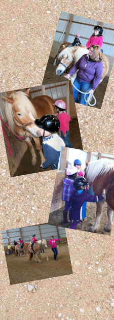 Test Ride a Pony collage